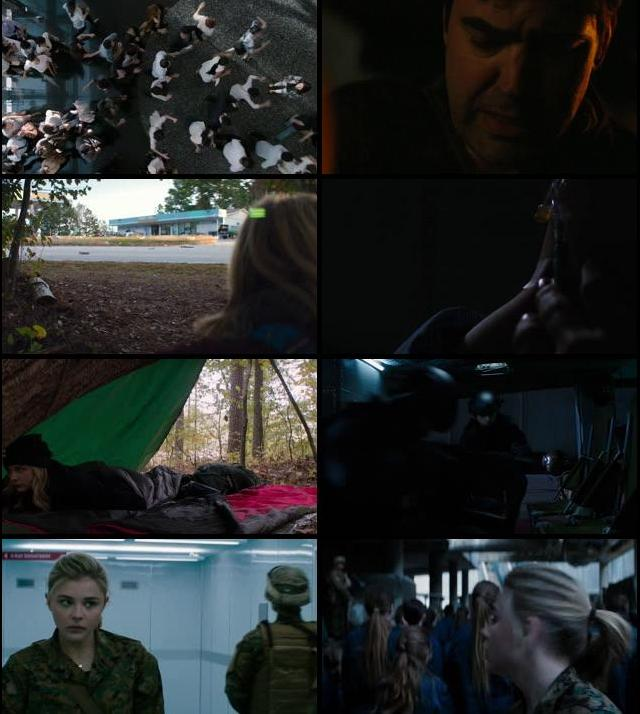 The 5th Wave 2016 English 720p WEB-DL