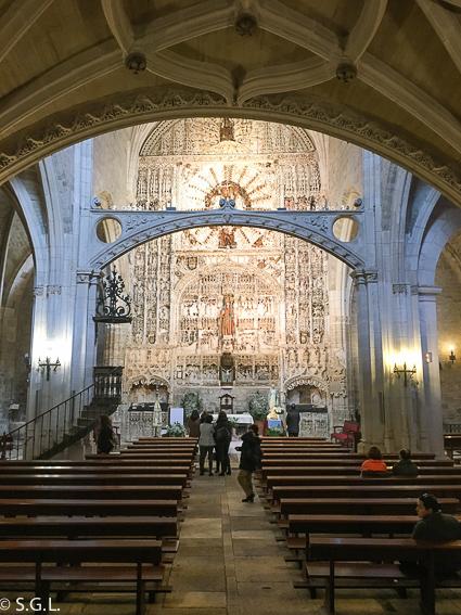 Iglesia de San Nicolas. Que ver en un dia en Burgos