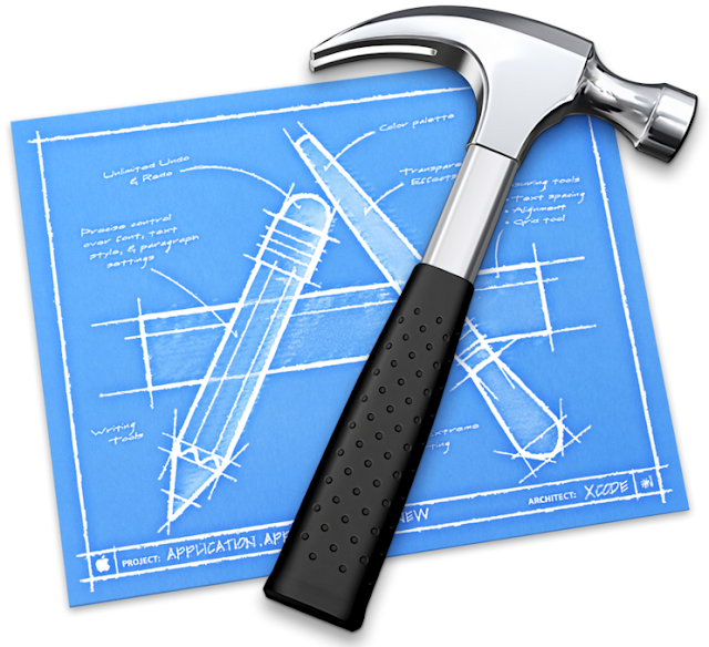 Apple Xcode Logo
