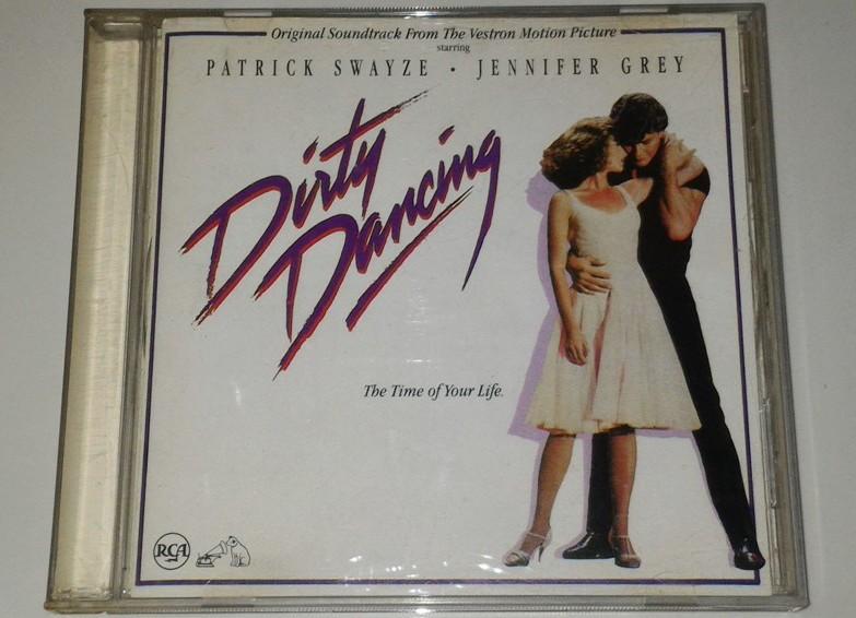 Cd Ost Dirty Dancing Gudang Musik Shop