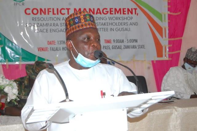IPCR Inaugurates Peace Engagement Volunteers in Zamfara State