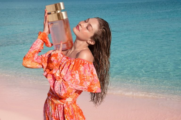 Gigi Hadid for Michael Kors 'Wonderlust' Fragrance