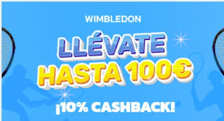 Mondobets promo wimbledon 2021