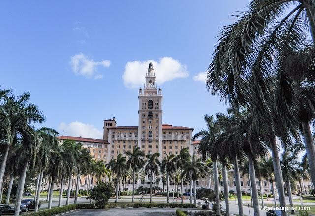 Hotel Biltmore, em Coral Gables, Miami
