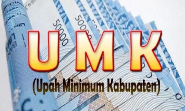 Ilustrasi UMK.