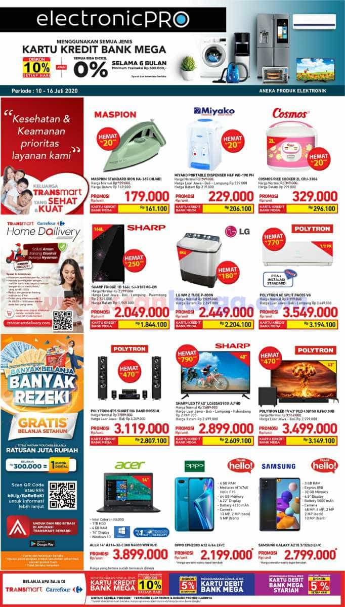 Katalog Promo JSM Carrefour Weekend 10 - 12 Juli 2020 2