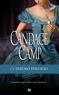 El tesoro perdido – Candace Camp