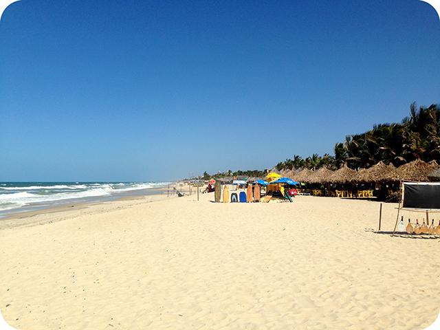 Fortaleza - Ceará : Praia do Futuro - Crocobeach
