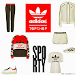 Topshop X Adidas 2015 Collaboration  | Cool Girls Closet