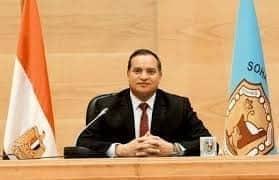 إدعم رئيس جامعة سوهاج رواد فيس بوك يدعمون الدكتور أحمد عزيز رئيس الجامعه