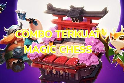 Combo Terkuat Magic Chess Bikin Lawan Banting HP