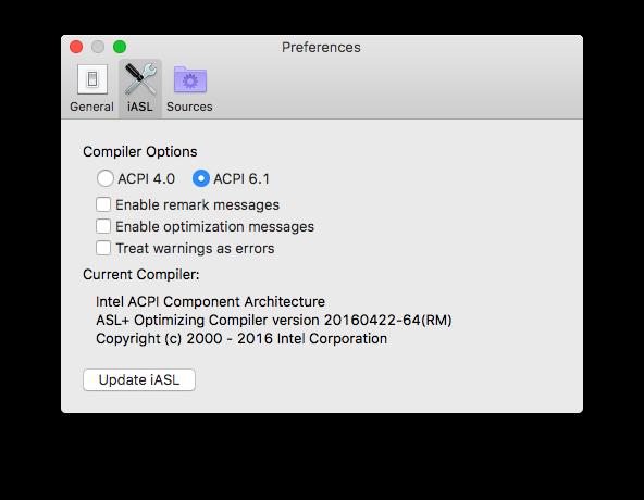 Sesuaikan Compiler