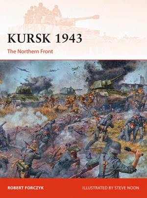 Kursk 1943 The Northern Front