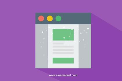 Cara Membuat Efek Animasi Hujan Salju Pure CSS dan JavaScript di Blog