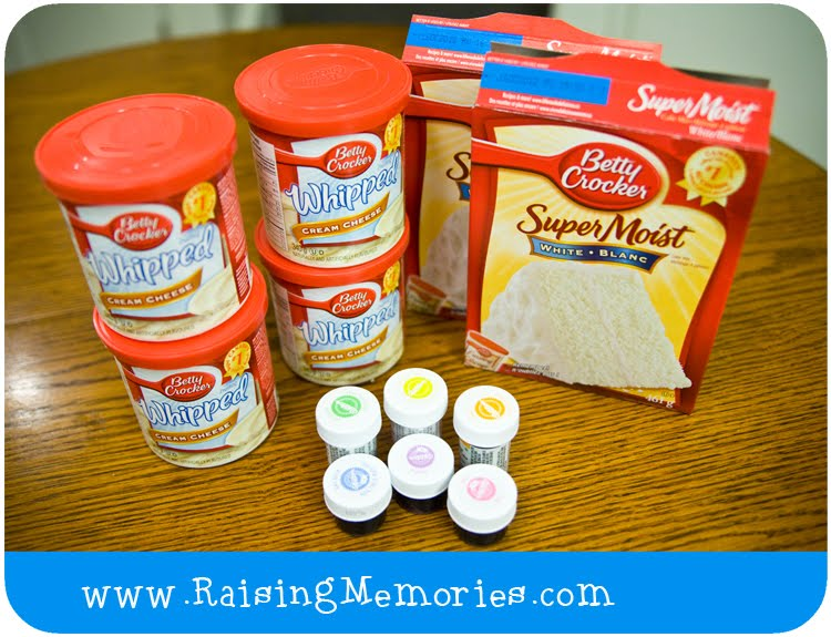 How To Turn Box Cake Mix Into Frosting