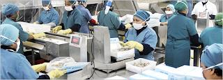 مطلوب 80 عاملة تغليف (EMBALLAGE) المنتجات الغذائية بدون شهادة أو دبلوم بالجديدة والناظور