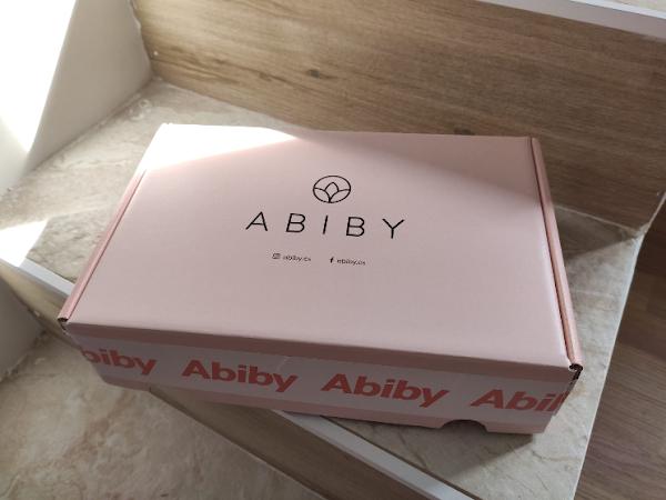 Caja de belleza Abiby de octubre