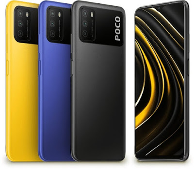 Xiaomi Poco M3 Mobile Price and Specifications