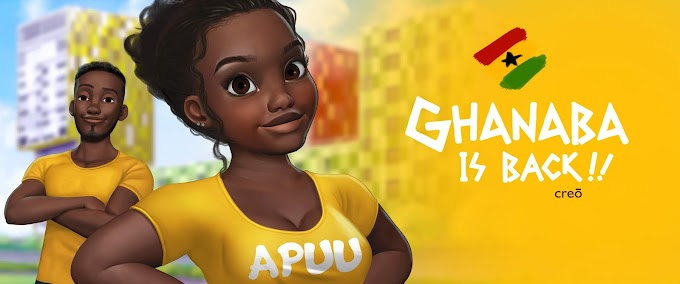"GHANABA IS BACK! ""The end of a well-planned hiatus"""