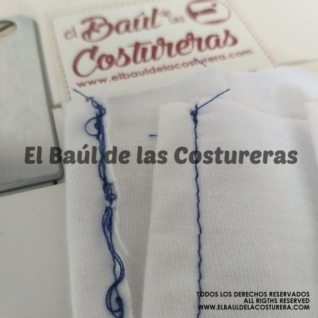 Problemas de costura con máquina de coser