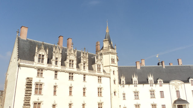 Nantes, Château des Ducs de Bretagne CC-BY-SA Cedric Biennais