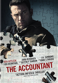 The Accountant: El Contador [2016] [DVD5] [Latino]