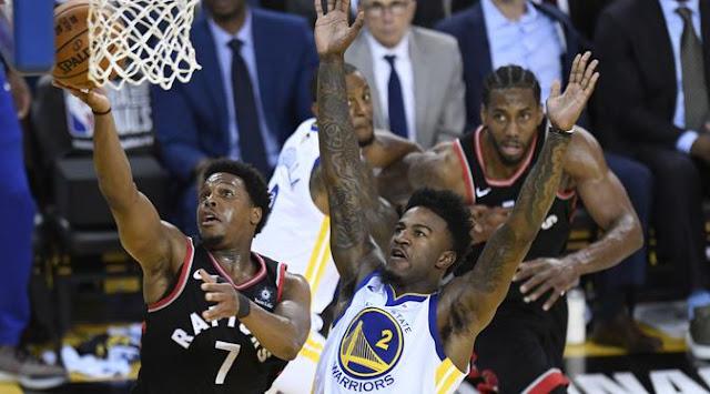 Toronto Raptors Kembali Bungkam Warriors Di Gim Keempat Final NBA 2019