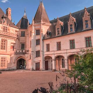 The New Blacck - Orléans - Blog - Chaumont sur Loire - Extérieur - enceinte château