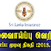 Vacancy In Sri Lanka Insurance   Post Of - Manager Sales Training