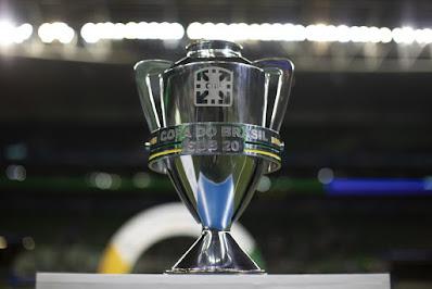 CBF sorteia confrontos na Copa do Brasil Sub-20 2021 na próxima sexta-feira