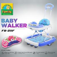 baby walker family fb211f beruang