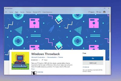 شركة ميكروسوفت تزود  Windows 10 بمجموعة خلفيات 4K