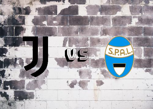 Juventus vs SPAL  Resumen y Partido Completo