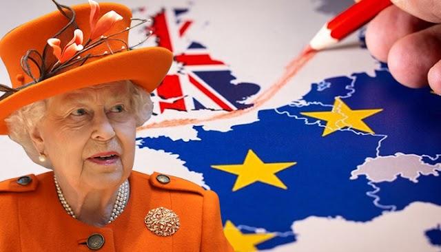 İngiltere Kraliçesi II. Elizabeth, Brexit'i onayladı