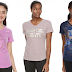 Kohl's Card-Holder: $2.73 (Reg. $13) + Free Ship Women's Tek Gear Dry-Tek V-neck Tee!