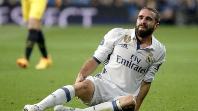 OH NO!! Real Madrid Suffer Major Injury Blow Ahead Of Second Leg Clash With Chelsea