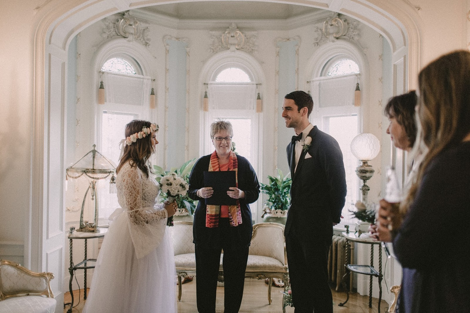 Saint Louis City Hall Marriage License