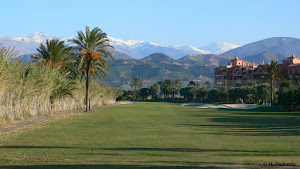 Golf Motril, Granada, Spain