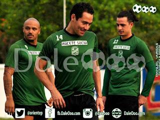 Oriente Petrolero - Gualberto Mojica - Maximiliano Freitas - Guillermo Viscarra - DaleOoo.com página web sitio Club Oriente Petrolero