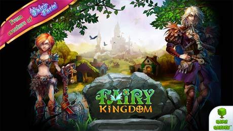 Game Simulasi Kerajaan Android Fairy Kingdom APK MOD
