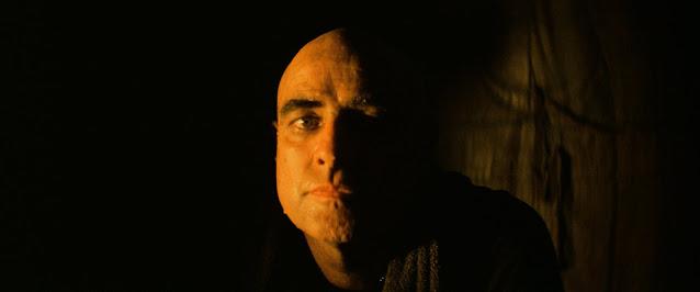 """Marlon Brando em """"Apocalypse Now"""""""