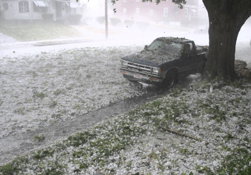 Severe weather season in Montreal watch