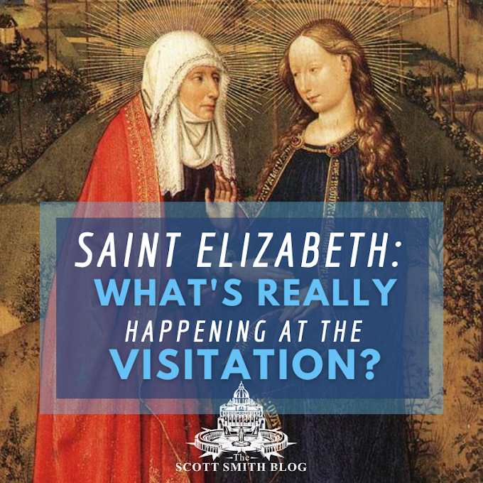 Feast of St. Elizabeth: What is Really Happening at the Visitation? Mary is the New Ark