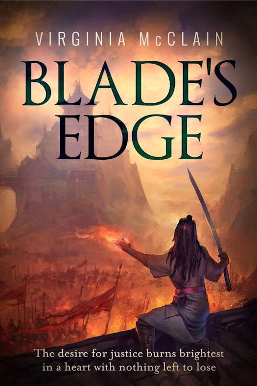 SPFBO 5 Semi-Finalist Review - Blade's Edge by Virginia McClain