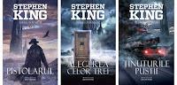 "Castiga 3 pachete ""Turnul intunecat"" de Stephen King"