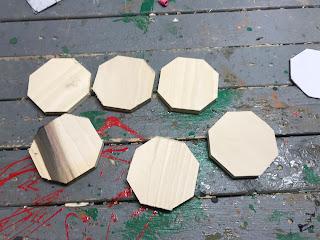 Octagons cut
