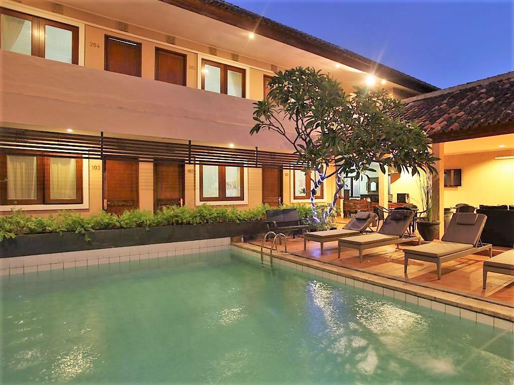 Hotel Murah di Kuta Bali dengan Fasilitas Kolam Renang