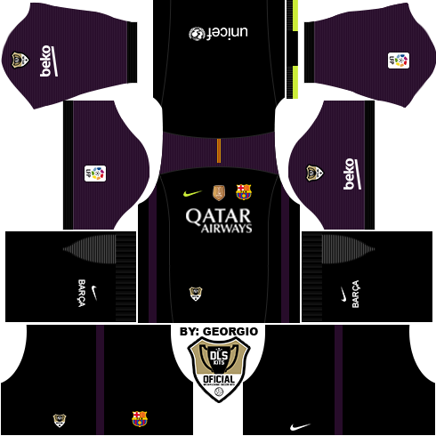 Dream League Soccer Kits  Barcelona 16 17 - DLS16   FTS - By ... 48bc6fa737829