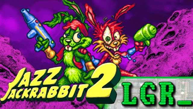 لعبة Jazz Jackrabbit 2