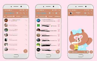 Teddy Bear Theme For YOWhatsApp & Fouad WhatsApp By Leidiane
